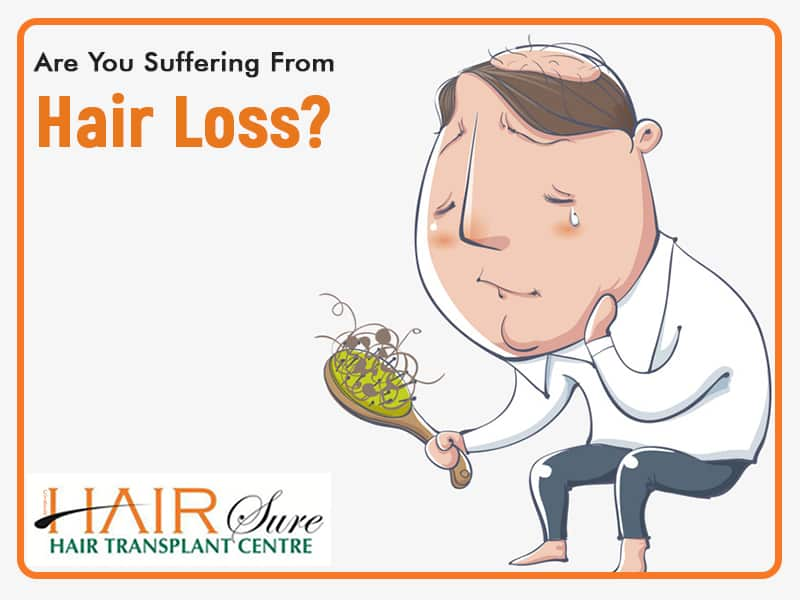 Are You Suffering From Hair Loss?