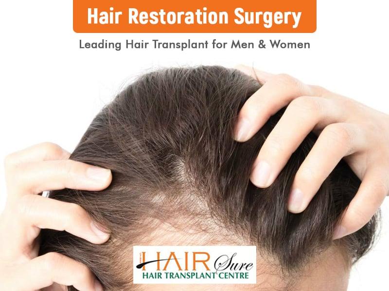 Hair Restoration Surgery: Leading Hair Transplant for Men & Women