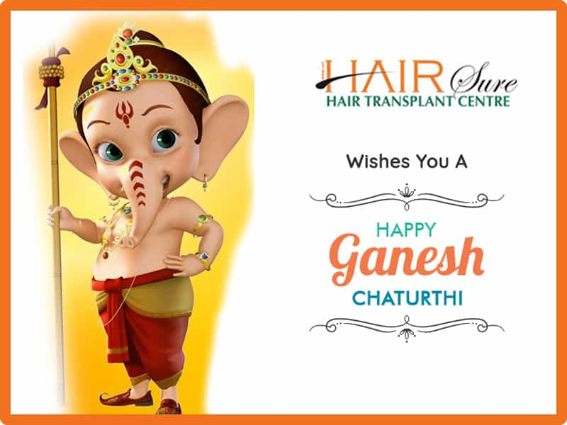 May Lord Ganesha's Blessing Be Always Upon You – Best Hair Transplant