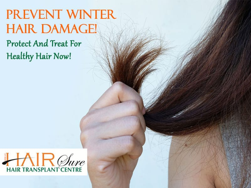 Prevent Winter Hair Damage! Protect And Treat For Healthy Hair Now!
