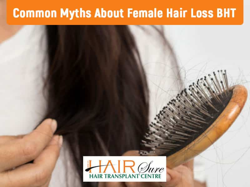 Common Myths About Female Hair Loss