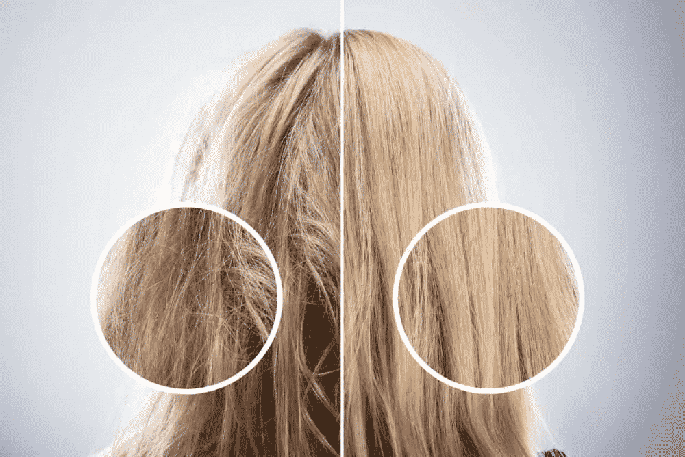 How To Repair Damaged Hair Fast Naturally