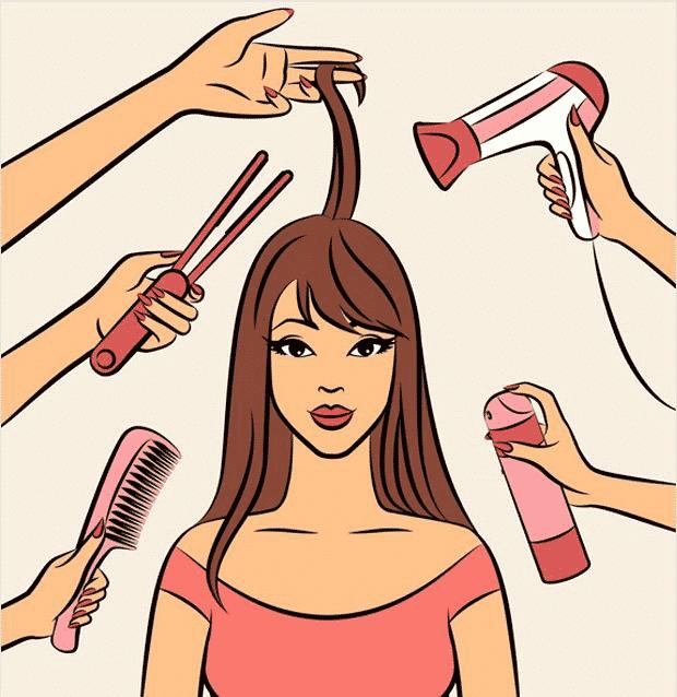 Causes Of Hair Loss In Teenage Females