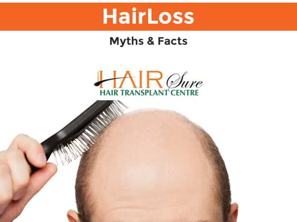 Hair Loss – Myths & Facts
