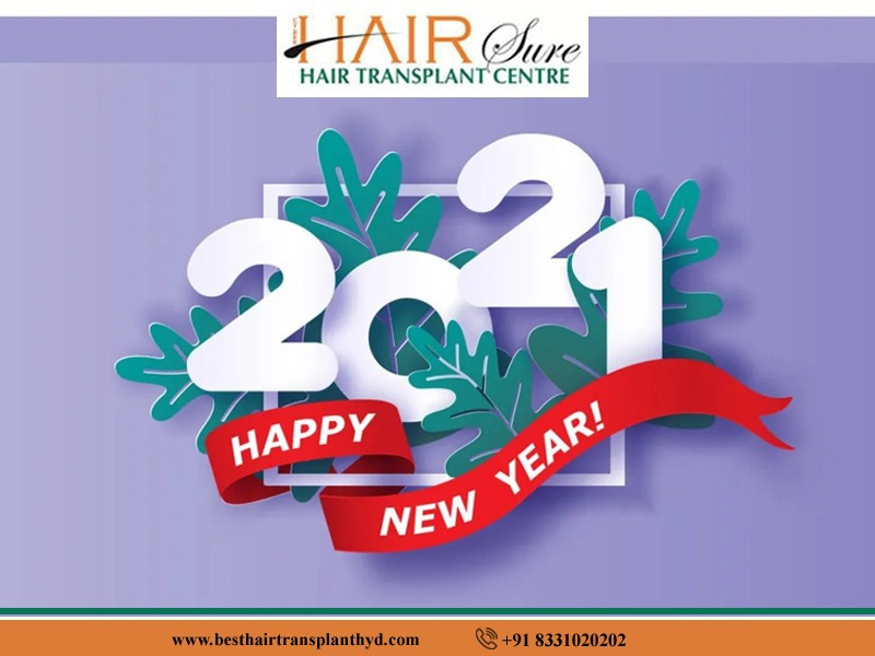 We Wish This New Year Brings You Lots Of Joy, Happiness & Good Health – Best Hair Transplant Hyderabad