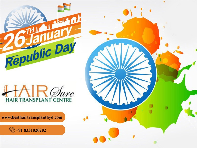 Celebrate This Republic Day With True Spirit Of Patriotism  – Cyber Hair Sure