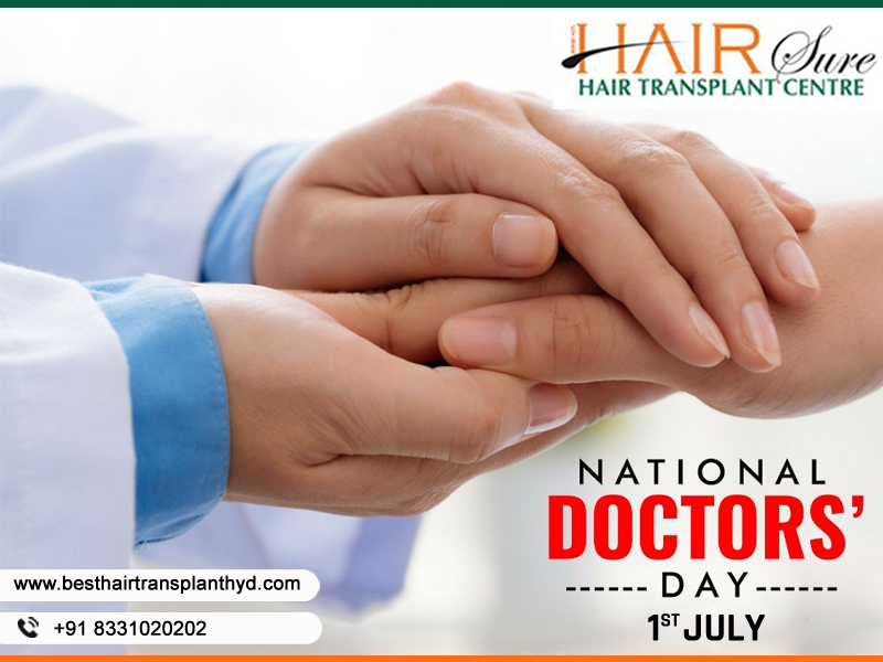 Happy National Doctor's Day – Cyber Hair Sure