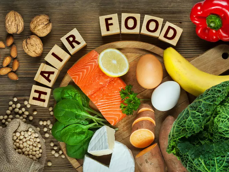 Diet after hair transplant surgery in Hyderabad, best hair specialty hospital near Madhapur